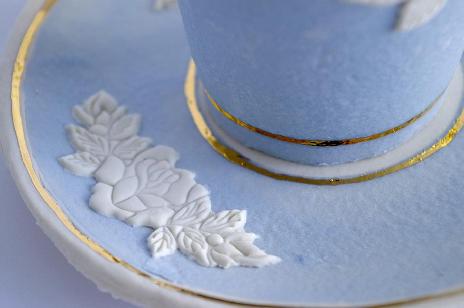 Porcelain Jasper Detail